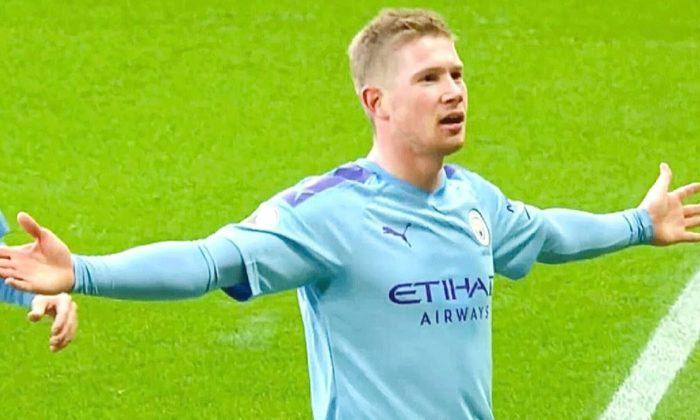 """Manchester City'nin yıldızı Kevin De Bruyne:""""Emekliliğimi en az 2 sene erteledim"""""""