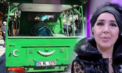 Nur Yerlitaş son yolculuğuna uğurlandı