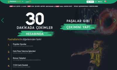 Pashabahis Spor Bahisleri ve Casino Sitesi