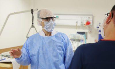 Rektör Nuri Aydın: Kendi çalışanlarımızda da corona virüs tespit…