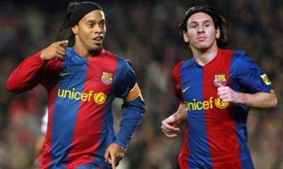 Ronaldinho'nun kefalet parasını Messi mi ödedi? Açıklama geldi…