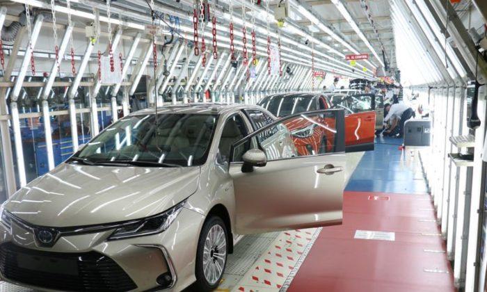 Toyota arayı 2 hafta daha uzattı