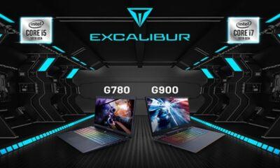 10'uncu nesil yeni Excalibur laptop serisi ön siparişte