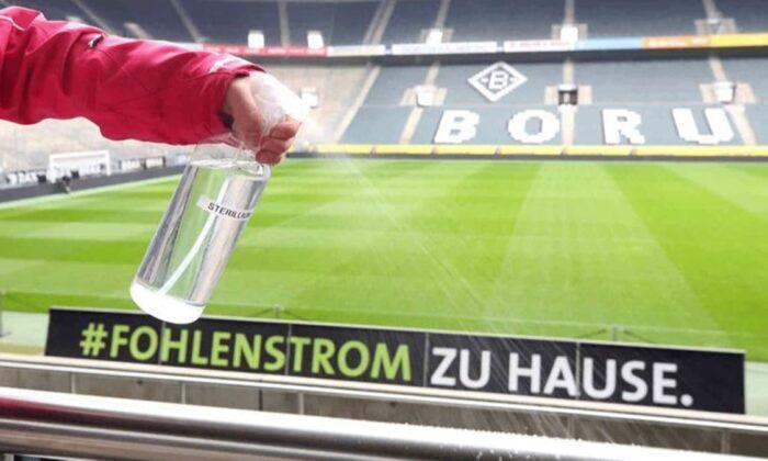 Almanya'da flaş gelişme: Dynamo Dresden karantinaya girdi