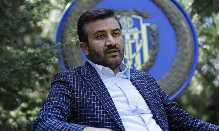 Ankaragücü Başkanı: Ligin oynanması zor