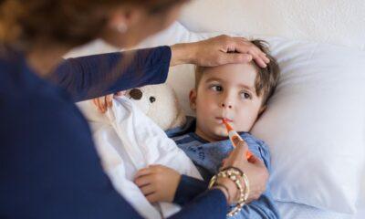 Çocuklarda en sık görülen 10 hastalık