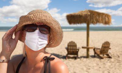 Corona virüs salgınında denize veya havuza girmek güvenli mi?