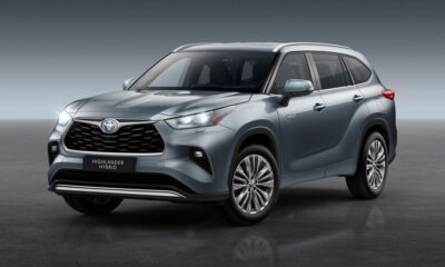 En büyük hibrit SUV'u Avrupa'ya geliyor
