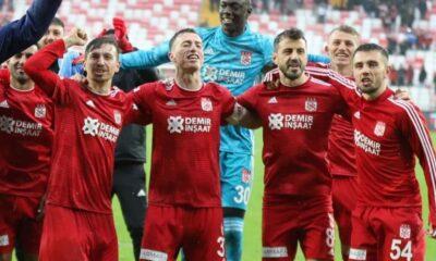 En golcü yerliler Sivasspor'da