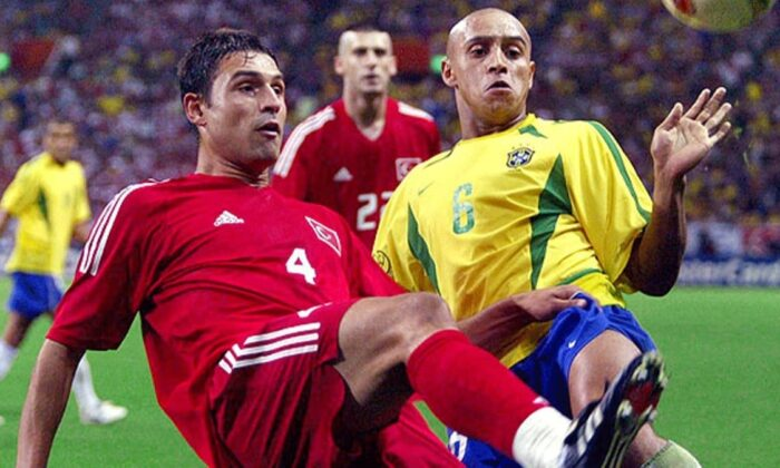 """Fatih Akyel Roberto Carlos ile olan ilginç anısını anlattı! """"Yine mi sen?"""""""