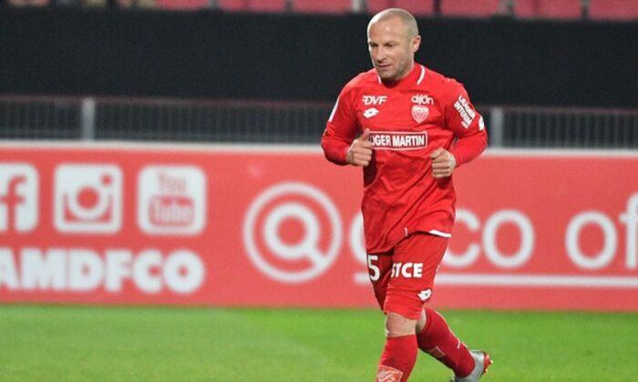 Florent Balmont'tan 40 yaşında futbola veda