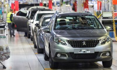 Fransa otomotiv pazarı tepetaklak