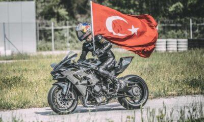 Kenan Sofuoğlu'nun hayatı belgesel oldu