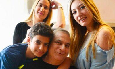 Mehmet Ali Erbil çocuklarını çok özledi