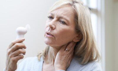 Menopoz sonrası inme riski artıyor