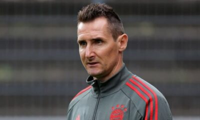 Miroslav Klose yeniden Bayern Münih'te