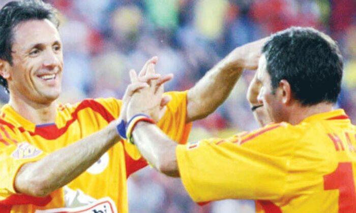 """Popescu: """"Galatasaray'ın soyunma odasında patron bizdik"""""""