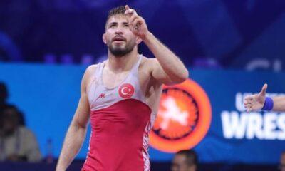 Selahattin Kılıçsallayan'ın gözü olimpiyat madalyasında