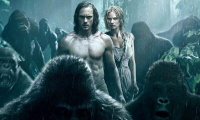 Tarzan Efsanesi'nde kimler oynuyor? Tarzan Efsanesi konusu ne?