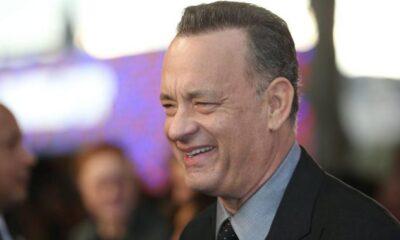 Tom Hanks, üçüncü kez plazma bağışında bulundu
