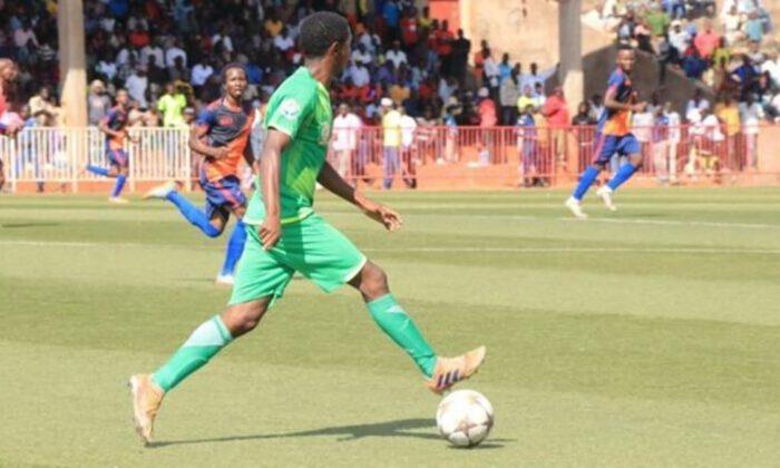 Afrika'da lige ilk başlayan ülke Burundi oldu