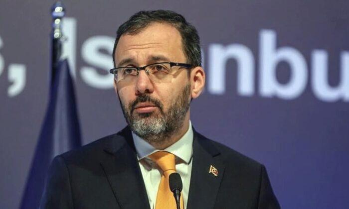 Bakan Kasapoğlu'ndan koronavirüse yakalanan Ahmet Nur Çebi'ye geçmiş olsun telefonu