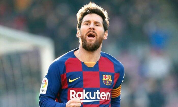 Barcelona, Messi'ye 50 milyon euro teklif etti