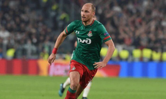 Benedikt Höwedes, Lokomotiv Moskova'dan koronavirüs nedeniyle ayrıldı