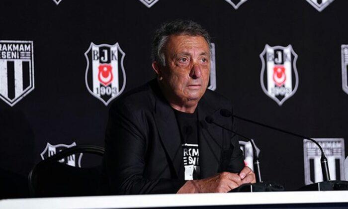 Beşiktaş'ta Başkan Çebi transferleri açıkladı!