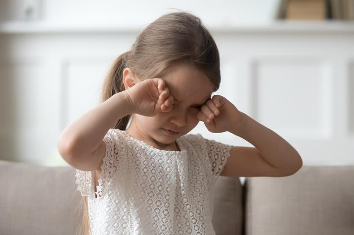 Çocuklarda göz çapaklanması neden olur?