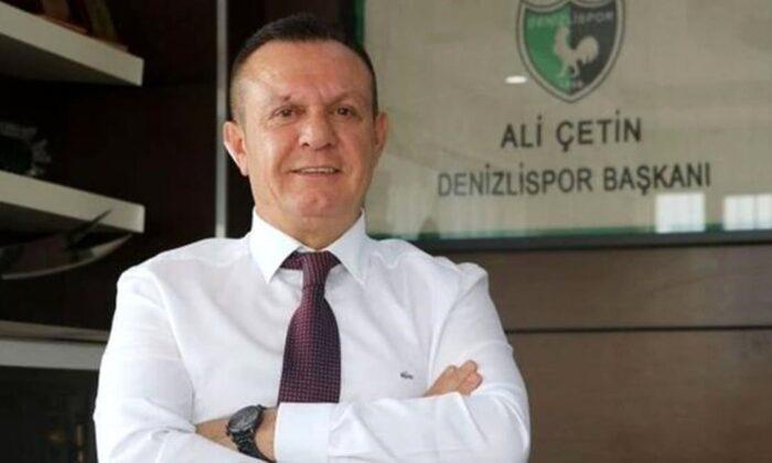 Denizlispor Bülent Uygun ile devam edecek mi? Başkandan açıklama geldi