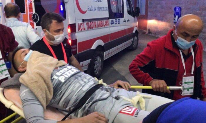 Fernando Muslera'nın sağ ayak kemiklerinde kırık tespit edildi! 6-8 ay sahalardan uzak kalacak