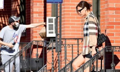 Irina Shayk ve Bradley Cooper ayrılık sonrası ilk kez görüntülendi