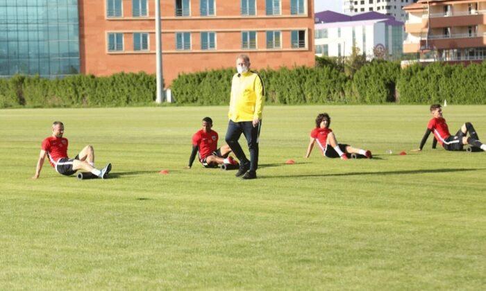 Kayserispor Süper Lig hazırlıklarına devam ediyor