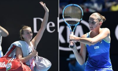 Kvitova ve Pliskova'dan 'koronavirüs' turnuvası