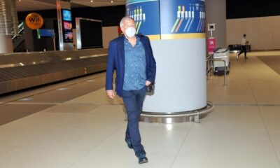 Obradovic, Ali Koç'la görüşmek için İstanbul'da