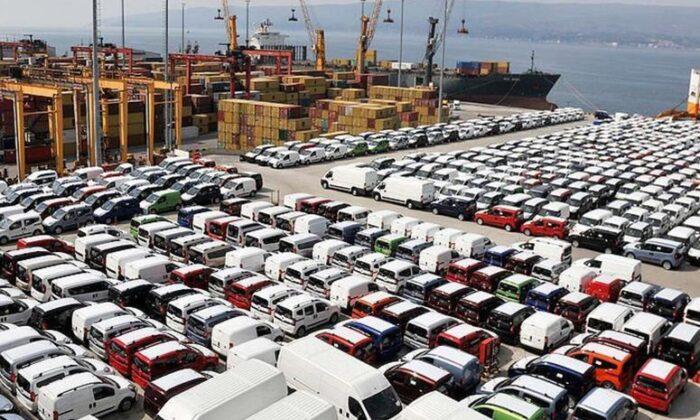 Otomotiv ihracatı Mayıs'ta yüzde 56 azaldı