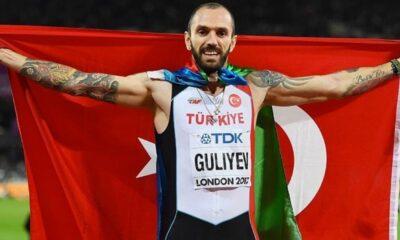 Ramil Guliyev altın madalyaya odaklandı