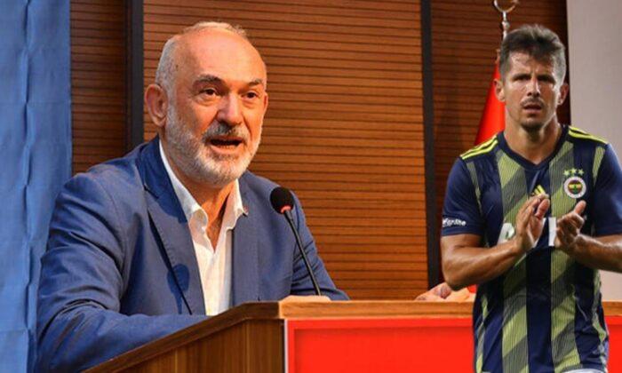 Trabzonspor Divan'ında Emre Belözoğlu'na sert sözler!