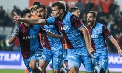 UEFA'dan şok haber! Trabzonspor'a Avrupa'dan 1 yıl men cezası