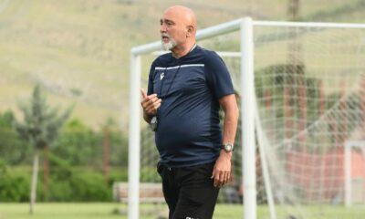Yeni Malatyaspor'da Süper Lig hazırlıkları sürüyor