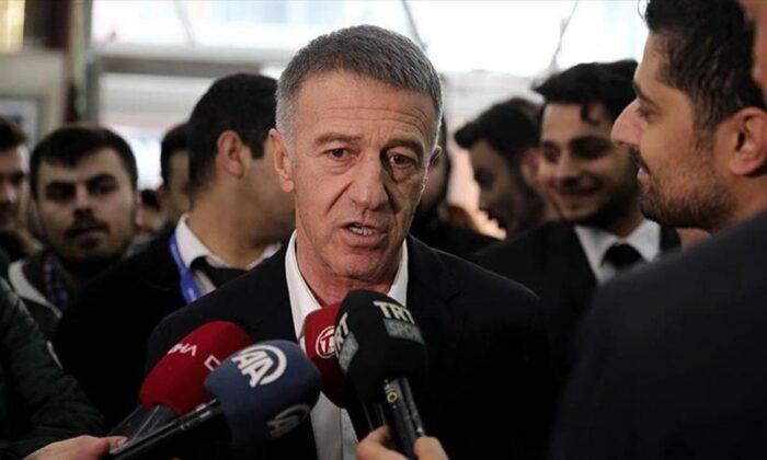 """Ahmet Ağaoğlu: """"4 futbolcuyla anlaştık"""""""