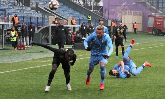 Altay'da Osmanlıspor maçı öncesi 4 eksik