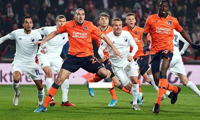 Başakşehir'in Kopenhag rövanş maçı tarihi belli oldu