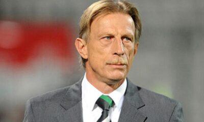 Christoph Daum, Bristol City ile görüşme gerçekleştirdi