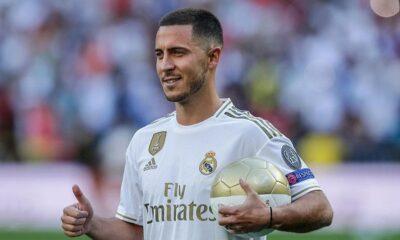 Eden Hazard'dan öz eleştiri geldi