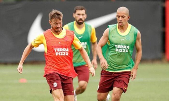 Galatasaray'dan pas çalışması