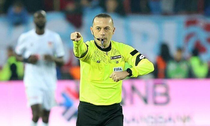 Galatasaray – Trabzonspor maçının hakemi Cüneyt Çakır