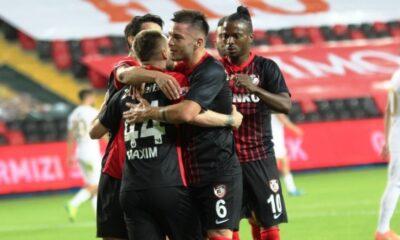 Gaziantep FK galibiyeti unuttu