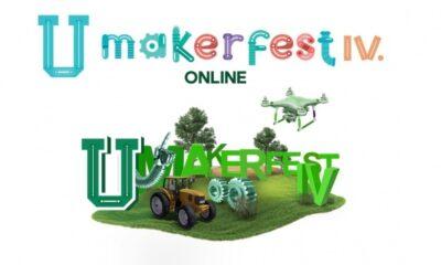 Geleneksel U-Maker Festivali bu yıl online ortamda gerçekleştirildi